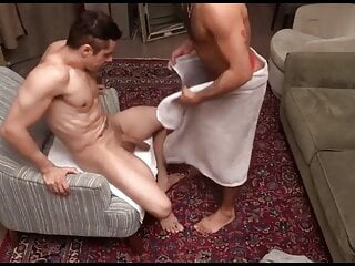 Helping Handsome Horny Housemate