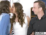 Babes - Changing Room Charmer  starring  Amirah Adara and Ve