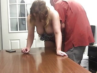 Older woman lover fetches orgasm with her fresh boss