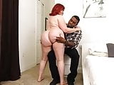 Busty MILF PAWG Marcy Diamond Loves Big Black Cock