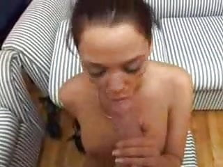Malezia Swallows A Load