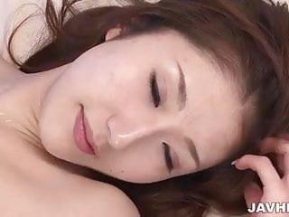 Exciting Japanese chick Yura Kasumi sucks after inspiring