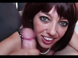 Mature like to swallow sons cum...