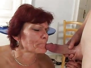 Mature milf gets fashioned fucking...