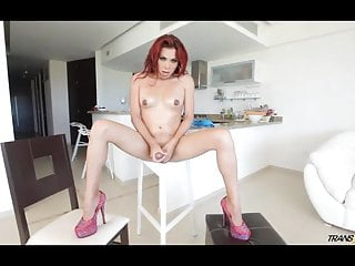 Latin transsexual hungry dick...