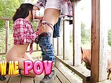 Blow Me POV - Country girls are the sluttiest