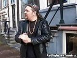 Blonde hooker loves getting fucked