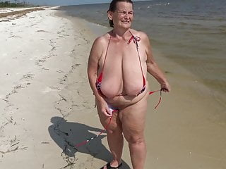 Beach rebel titty breaker...