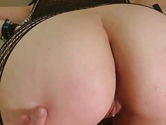 A compilation of rough loud anal fucking with one slut!