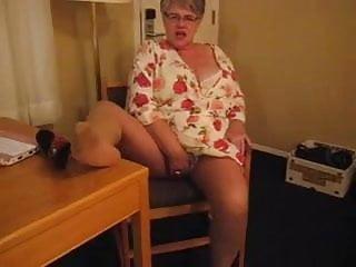 pantyhose granny