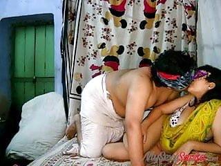 Savita wife spreading legs wide...
