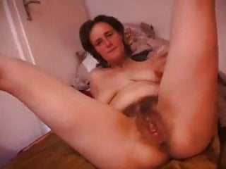 With hot saggy tits fucked...