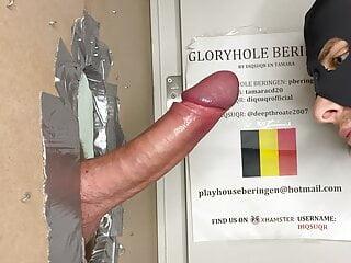 DIQSUQR – Dutch roadman nuts at the gloryhole