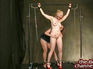 Christina Carter Tickles Big Tit Blonde