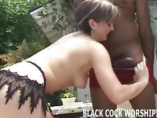 Fucking big cocked black dudes...