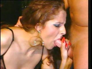 retro glam long nails Porn Videos