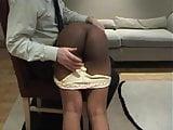 Black girl spanked