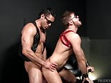 Thick Dick Latino Daddy Fucks His Boys Hot Sexy Brother