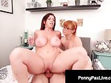 Penny Pax & Alex Legend Fuck Busty Guest House Host Sara Jay