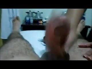Handjob waxing WAXING PORN