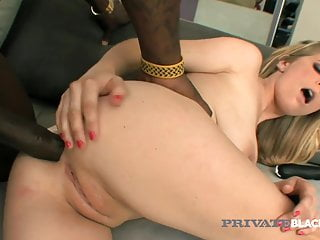 Private black petite penny pax gets cock up...