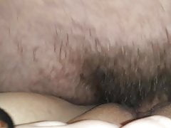 Our first cumshot video