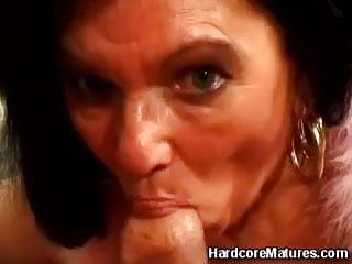 Mature sweetheart fucked...