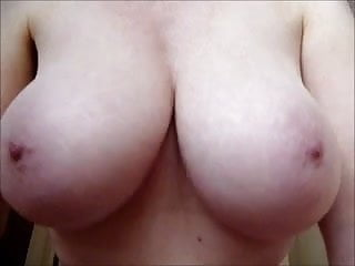 Amanda's 32DD's love the cum