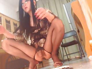 Pretty her cock...