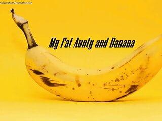 A banana...