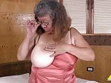 LatinChili fat bbw chubby Brenda toy masturbation