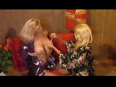 Brittany Andrews And Crystal Milky – Strapon Gg