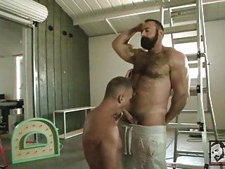 Daddy scott gets 039 fat cock...