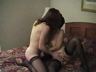 Lesbian amateur wife