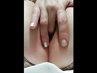 Mi novia deliciosa masturbandose