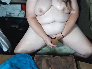 Horny fat Mom 48yo