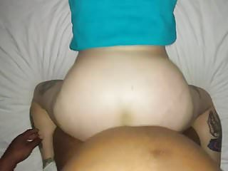 She ugly with ass...