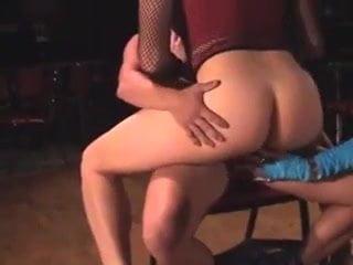 sheboy Strippers plowed In A Bar
