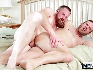 Adam Herst nailing his old friends Ryan Wilcox hot tight ass