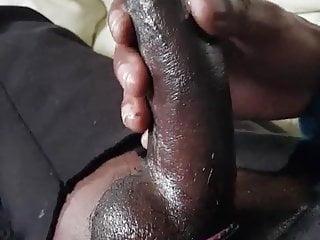 My black hard erupts a big load ninjamonkey79...