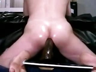 Sit on a dildo riding...