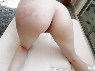 Strawberry Blonde Does No longer Care The place He Cums (pussy filling)