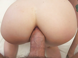 Rocco and his buddy assfucked Lilu Moon
