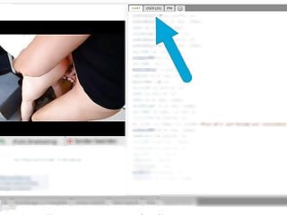 Chat room with 290 viewers...