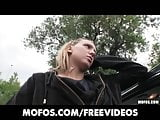 Public Pickups - Natural Czech is picked up for public sex