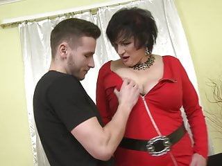 Taboo sex with beautiful mature mothers and sons