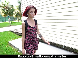ExxxtraSmall – Kitty Girl Pounded and Fucked