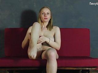 Excellent nude gymnastics...