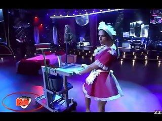 Eugenia Lemos Strip Dance