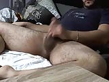 hot strong hairy legs